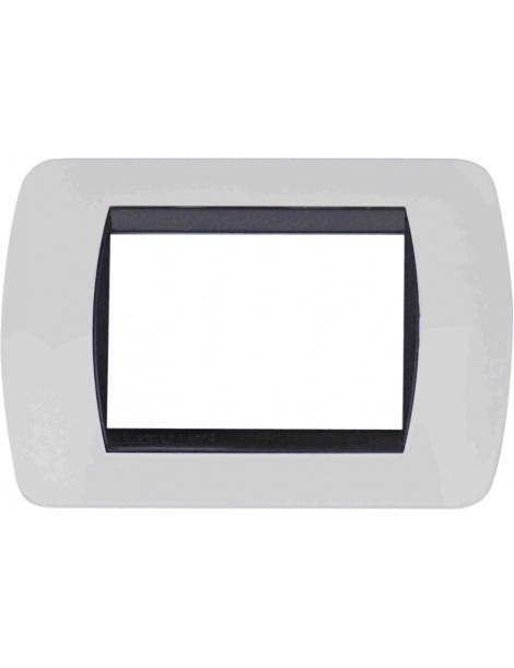 Placche compatibili living international light 3 4 7 posti vari colori pianeta lowcost - Placche living international ...