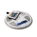 Striscia Led 5050 IP65 300 LED 5 metri vari colori Mapam