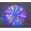 Tubo Luci Natale LED esterno Bianco Blu Multicolore controller 10 20 30 50 m