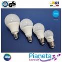Lampadine LED attacco E27 Globo 3W 7W 12W 15W Luce Fredda
