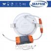 Faretto Pannello LED Tondo Incasso 6/12/18W Luce Calda/Fredda/Naturale Mapam