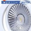 Faretto LED COB 3/9/20W Luce Calda/Fredda/Naturale Faro da Incasso Mapam