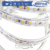Striscia LED da esterno IP65 5M Bianco Caldo/Freddo RGB adesiva flessibile Mapam