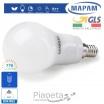 Lampadina LED 7W watt E14 Bulbo Luce Calda/Fredda/Naturale Globo Mapam