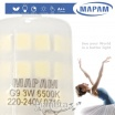 Lampadina LED G9 3W Watt High Power LUCE Fredda Naturale Calda Mapam