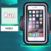 Custodia fascia braccio touch 5.5 '' universale corsa sport running jogging