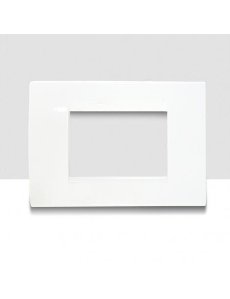 Placche Compatibili Bticino LIVING LIGHT 3 4 e 7 moduli in vari colori