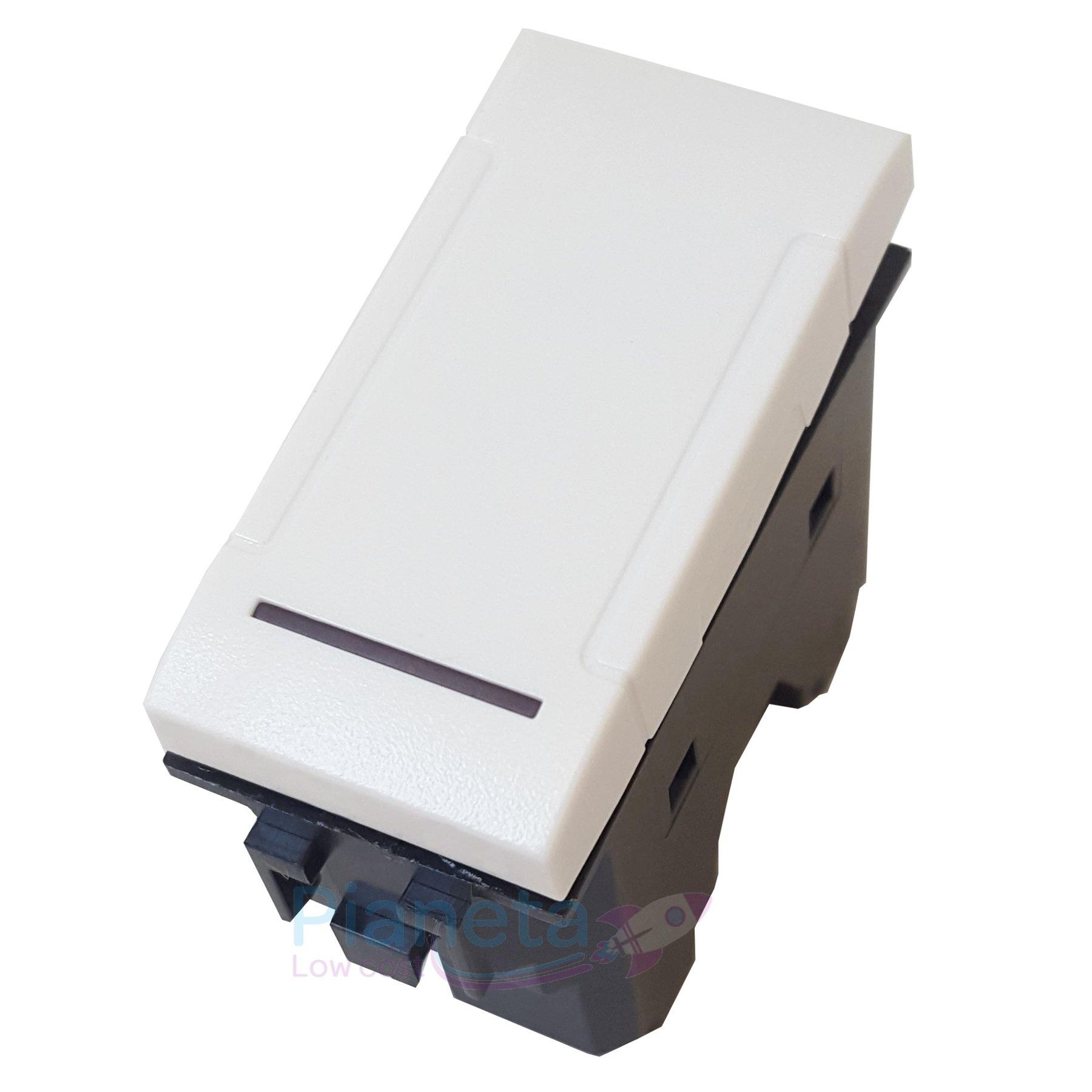 Interruttori prese pulsanti bianca frutti compatibili bticino living light e int ebay - Interruttori living light ...
