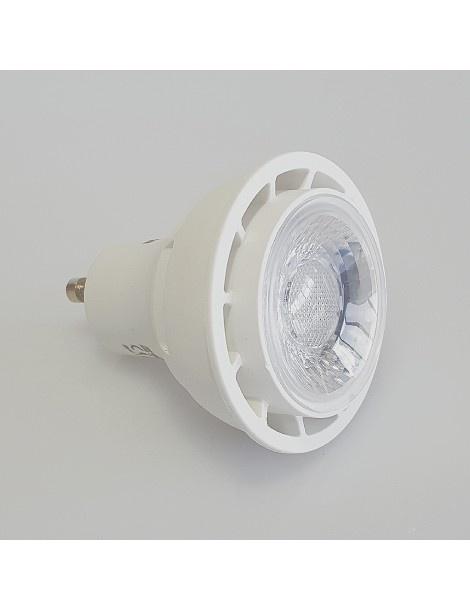 Lampadine led gu10 5w 6500k luce fredda lampada spot porta faretto incasso