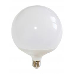 Lampadina led globo E27 30w pallina sfera opaco luce naturale 4000k bianca 6500k