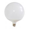 Lampadina led globo E27 30w pallina sfera opaco luce calda 2700k naturale 4000k bianca fredda 6500k