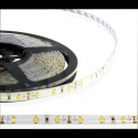 strip led 24v 2835 smd ip65  striscia 5 metri luce calda e naturale strip 300 led
