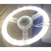 Ricambio lampadina luce led 21w 23 cm plafoniera circolare sostituzione circolina neon T9