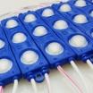 20 moduli led SMD 3 led striscia componibile tagliabile retro illuminazione insegne
