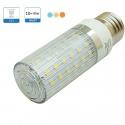 Lampadina led E27 10w mais luce bianca calda naturale illuminazione led