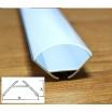Profilo Alluminio angolare grande a plafoniera Strisce Strip LED Barra Rigida