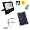 Faro led smd pannello solare 10 25 40 60 100 watt esterno risparmio energetico 6500k IP65