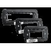 Supporto 3 4 7 posti compatibile Bticino LivingLight Air LN4703-C