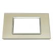 Placche vetro compatibile bticino living placca supporti moduli posti supporti