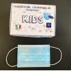 30 Mascherine chirurgiche Made in Italy 3 veli in TNT idrorepellente filtrante protezione facciale e respiratoria