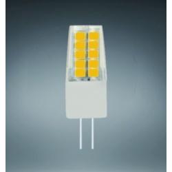 Lampadina led G4 bispina 12v 2.5w luce fredda bianca naturale calda basso consumo