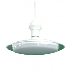 Lampada Plafoniera E27 LED 18W Moderna luce Fredda